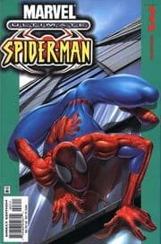 Ultimate Spider-man #3 Direct Edition (2001) Marvel comic book