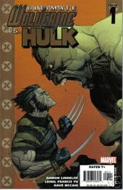 Ultimate Wolverine vs. Hulk Comics