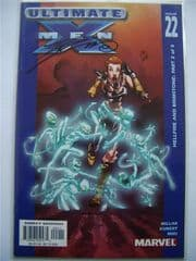 Ultimate X-Men #22 DF Signed Danny Miki COA Ltd 299