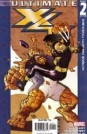 Ultimate X4 Comics