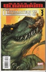 Ultimates 3 #3 Marvel comic book