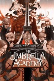 Umbrella Academy Comics Apocalypse Suite