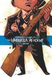Umbrella Academy Dallas Graphic Novel Trade Paperback TP Gerard Way Dark Horse Comics