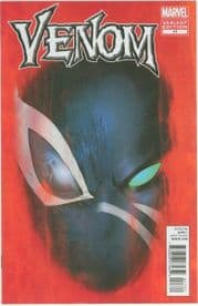 Venom #17 Kev Walker Retail Variant 1:20 (2012) First Appearance Savage Six Marvel comic book