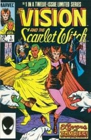 Vision And The Scarlet Witch (1985 Series)