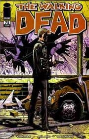 Walking Dead #75 Retailer Appreciation Variant (2010) Image comic book