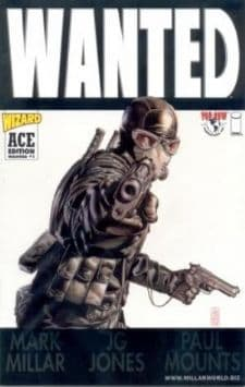 Wanted #1 Wizard Ace Edition Top Cow comic book