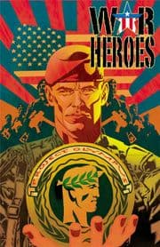 War Heroes #2 (2008) Mark Millar Image comic book