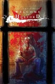 Welcome To Hoxford #1 Cover B (2008) Ben Templesmith IDW Publishing comic book