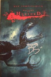 Welcome To Hoxford #2 Signed Variant (2008) Ben Templesmith IDW Publishing comic book