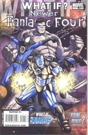 What If? Newer Fantastic Four (2008) Marvel comic book