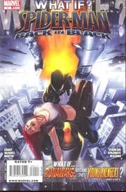 What If? Spider-man Back In Black (2008) Marvel comic book