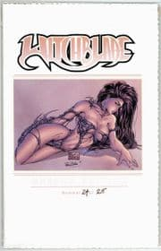 Witchblade #11 Museum Edition Michael Turner Cover Ltd 25 Jay Company Comics