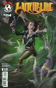 Witchblade #114 Choi Cover A