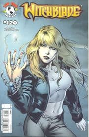 Witchblade #120 Hayley & Nowlan Cover B (2008) Top Cow comic book
