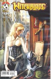 Witchblade #120 Sejic Cover A (2008) Top Cow comic book