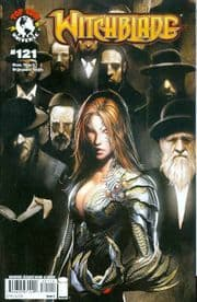 Witchblade #121 (2008) Top Cow comic book