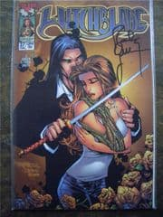 Witchblade #37 Signed Randy Green COA