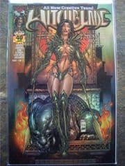 Witchblade #40 Stormchrome Variant Omnichrome