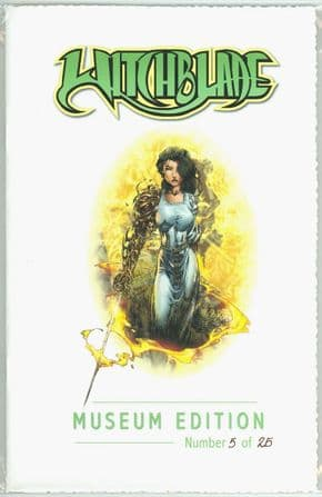 Witchblade #7 Museum Edition David Finch Cover Ltd 25 Jay Company Comics
