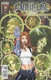 Witchblade #70 Signed by David Wohl