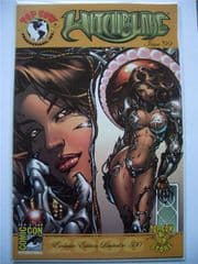 Witchblade #99 San Diego Comic Con Convention Variant