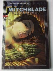 Witchblade Revelations Trade Paper Back TPB