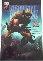 Wolverine #20 Brown Costume Retail Incentive Variant 1:65 Marvel comic book