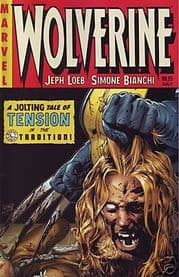 Wolverine #55 Greg Land Sabretooth Variant Marvel comic book