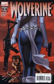 Wolverine #64 Get Mystique Part 3 Marvel comic book