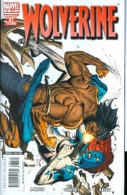 Wolverine #65 Get Mystique Part 4 Marvel comic book