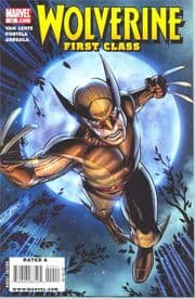 Wolverine First Class #10 (2008) Marvel comic book