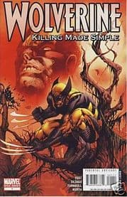 Wolverine Killing Made Simple One Shot (2008) Marvel comic book