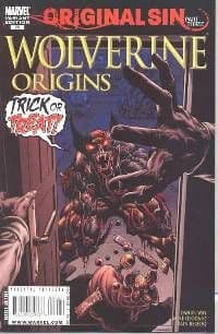 Wolverine Origins #29 Zombie Retail Variant (2008) Marvel comic book