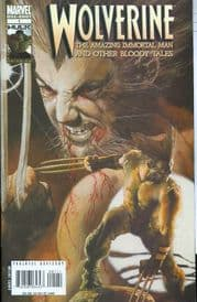 Wolverine The Amazing Immortal Man Bloody Tales One Shot Marvel Comics