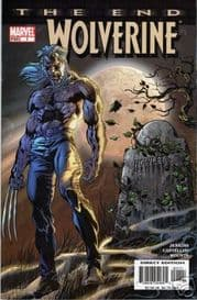 Wolverine The End Comics