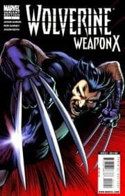 Wolverine Weapon X #1 Davis 1:20 Retail Variant Cover (2009) Marvel comic book