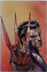 Wolverine Weapon X #1 Dynamic Forces Virgin Variant DF COA Marvel comic book