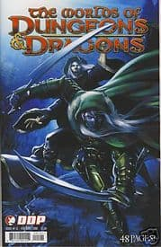 Worlds Of Dungeons & Dragons #1 Seeley Cover A DDP Devil's Due Publishing
