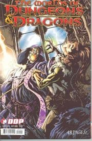 Worlds Of Dungeons & Dragons #4 Cover A Balan (2008) DDP Devil's Due Publishing comic book