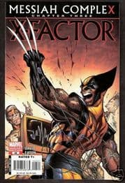 X-Factor #25 Retail Incentive Variant Messiah Complex Pt 3