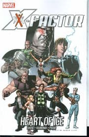 X-Factor Heart of Ice Trade Paperback Volume 4 TPB