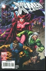 X-Men Legacy #209 Divided We Stand DWS Marvel comic book
