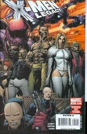 X-Men Legacy #210 Divided We Stand DWS