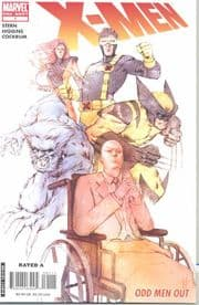 X-Men Odd Men Out (2008) Marvel comic book