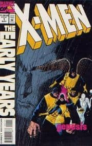 X-Men The Early Years