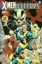 X-Men The Search For Cyclops