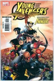 Young Avengers #12 Dynamic Forces Signed Jim Cheung DF COA Ltd 50 Kate Bishop Hawkeye Marvel comic