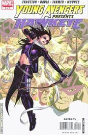 Young Avengers Presents #6 (2008) Marvel comic book