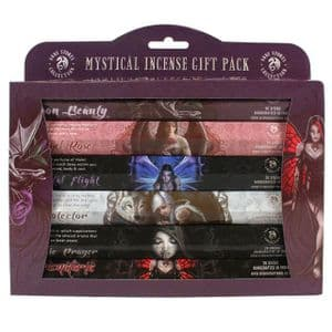 ANNE STOKES MYSTICAL 6 PACK INCENSE GIFT SET